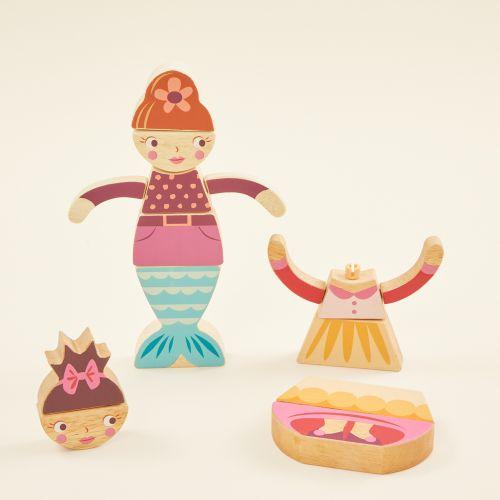 Personalised Tenderleaf Princess and Mermaids