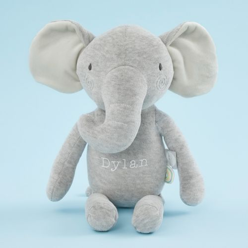 Personalized Plush Little Elephant Soft Toy