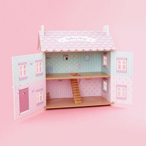Personalised Le Toy Van Doll House