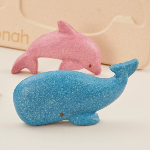 Personalised Plan Toys Sealife Puzzle