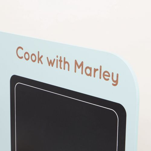 Personalised Wooden Kitchen Play Set