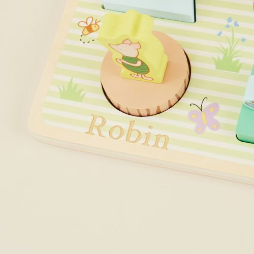 Personalised Orange Tree Toys Disney Winnie The Pooh 3D Puzzle
