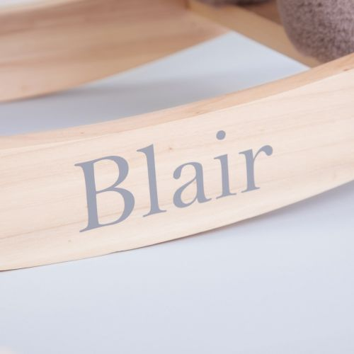 Personalised Traditional Children's Rocking Horse