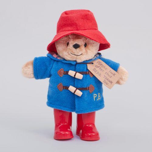 Personalised Paddington Bear Soft Toy