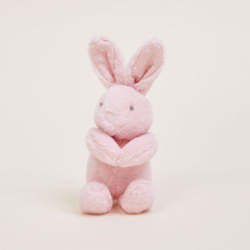 Mini Pink Bunny Soft Toy
