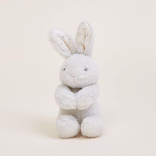 Mini Grey Bunny Soft Toy