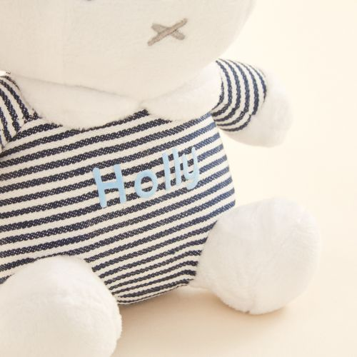 Personalised Miffy Night Light and Soft Toy Bedtime Set