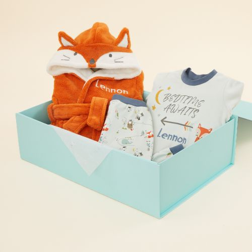 Personalised Little Adventures Sweet Dreams Gift Set