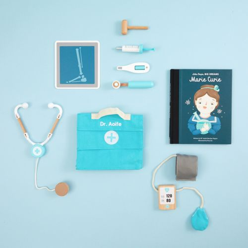 Personalised Little Lifesaver Read and Play Gift Set