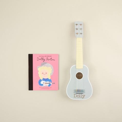 Personalised Dolly Parton Read and Play Gift Set