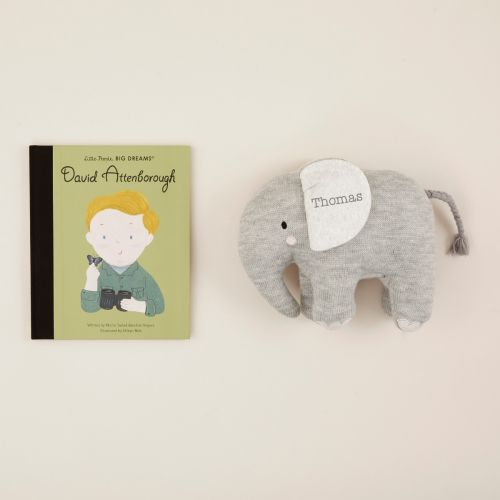 Personalised Little Environmentalist Read & Play Gift Set