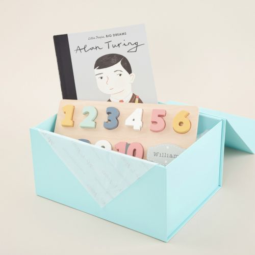 Personalised Little Problem Solver Read and Play Gift Set