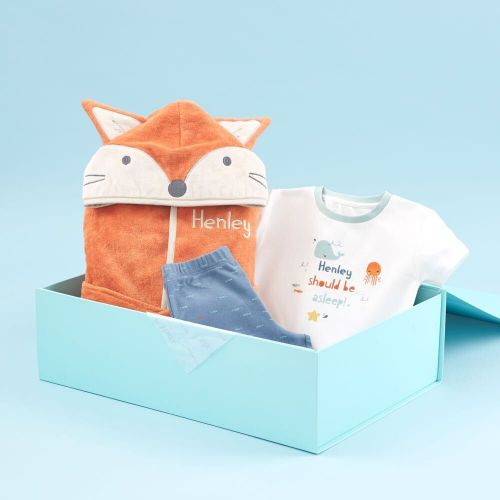 Personalised Born to Be Wild Sweet Dreams Gift Set