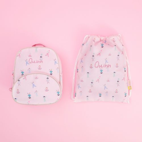 Personalised Little Performer 1st Day of School Set
