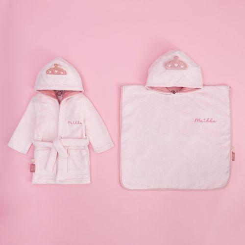 Personalised Fairy Princess Splash & Snuggle Gift Set
