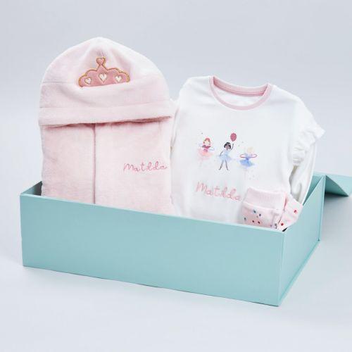 Personalised Fairy Princess Sweet Dreams Gift Set