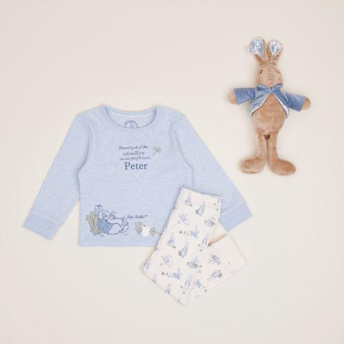 Personalised Goodnight Peter Rabbit Gift Set