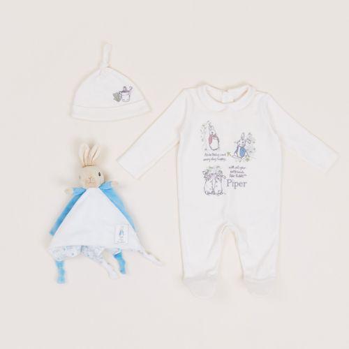 Personalised Sleepy Peter Rabbit Gift Set