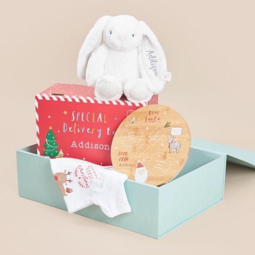 Personalised Ultimate Christmas Eve Gift Set