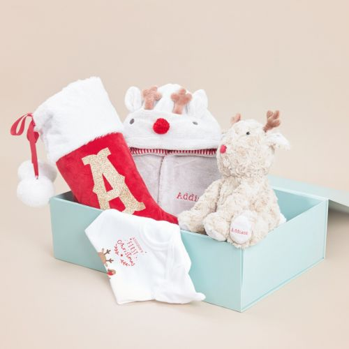 Personalised Christmas Eve Essentials Gift Set