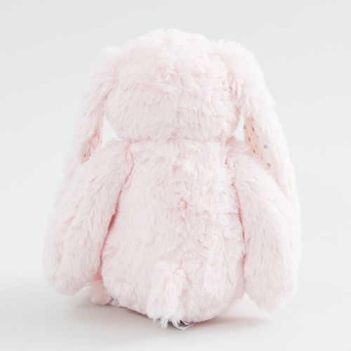 Personalised Pink Bunny Soft Toy