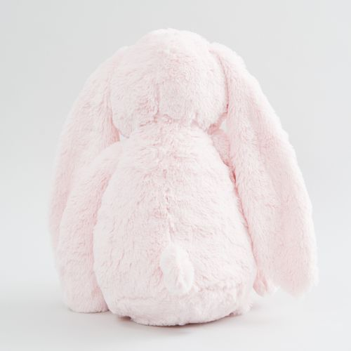 Personalized Large Pink Bunny Stuffed Animal