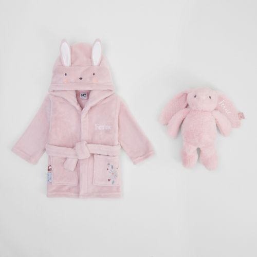 Personalised Goodnight Bunny Gift Set