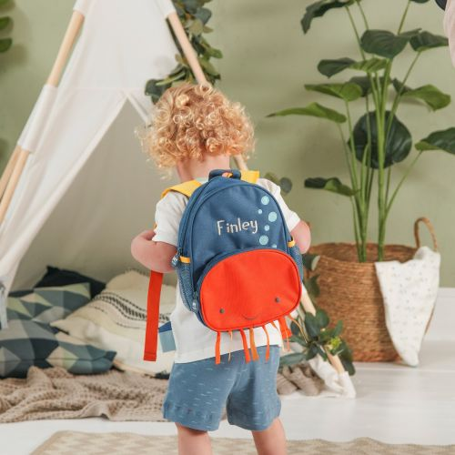 Personalized Jellyfish Mini Backpack