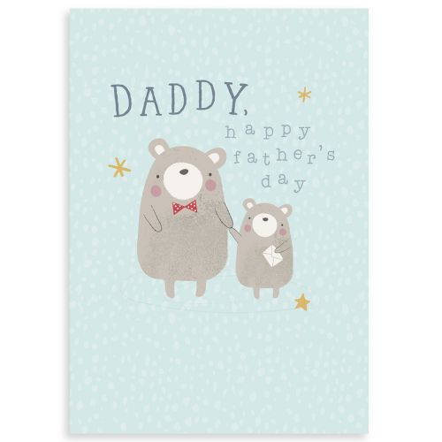 Personalized Father's Day Greetings Card