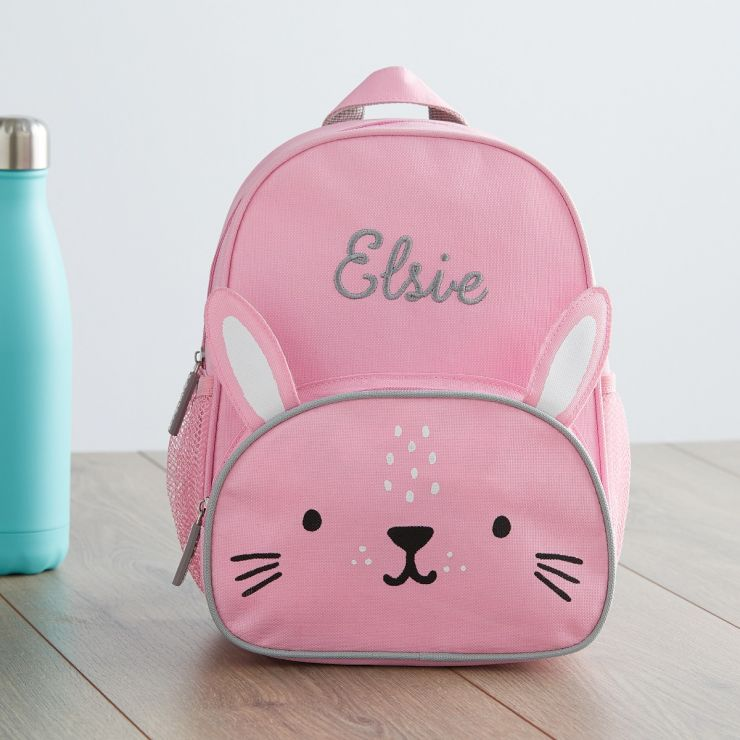 Personalized Bunny Mini Backpack Main