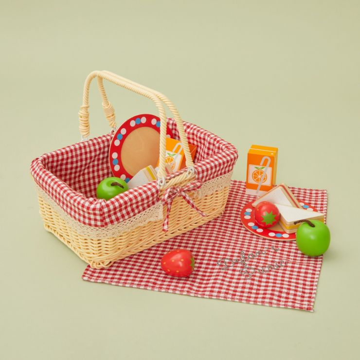 Personalised Big Jigs Picnic Set Toy