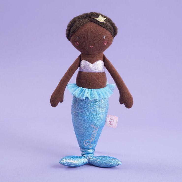 Personalised Mermaid Soft Doll