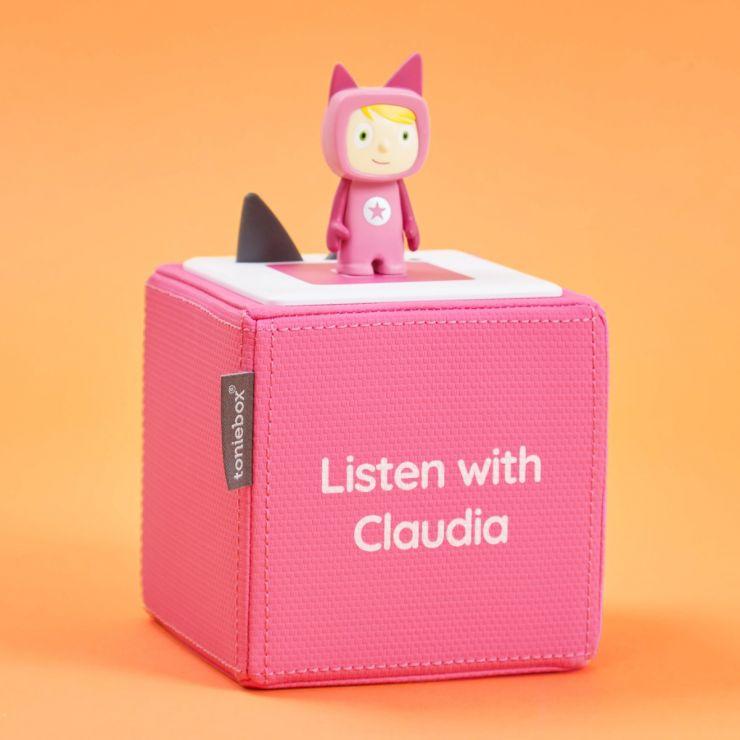 Personalised Pink Tonies Starter Set