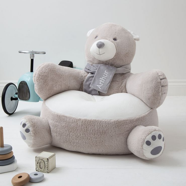 Personalised Children's Bear Chair