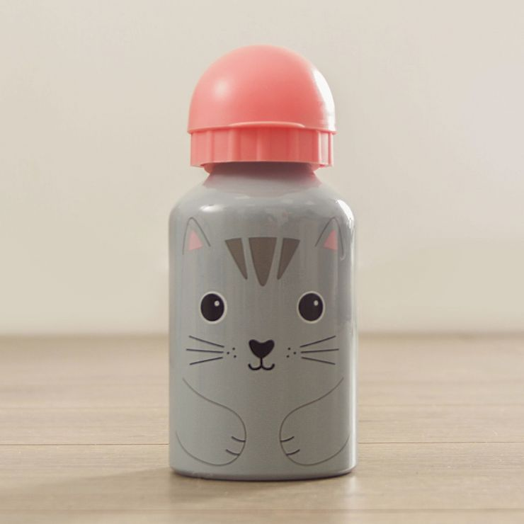 Cat Water Bottle