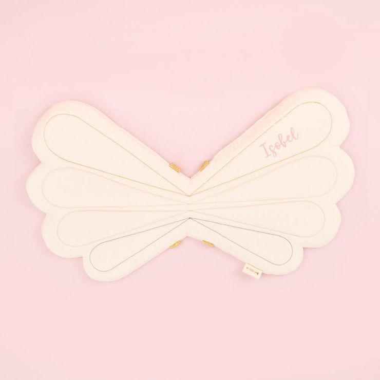 Personalised Fabelab Rainbow Organic Cotton Wings