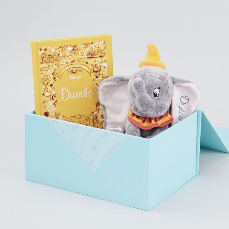 Personalised Disney Dumbo Read & Play Gift Set