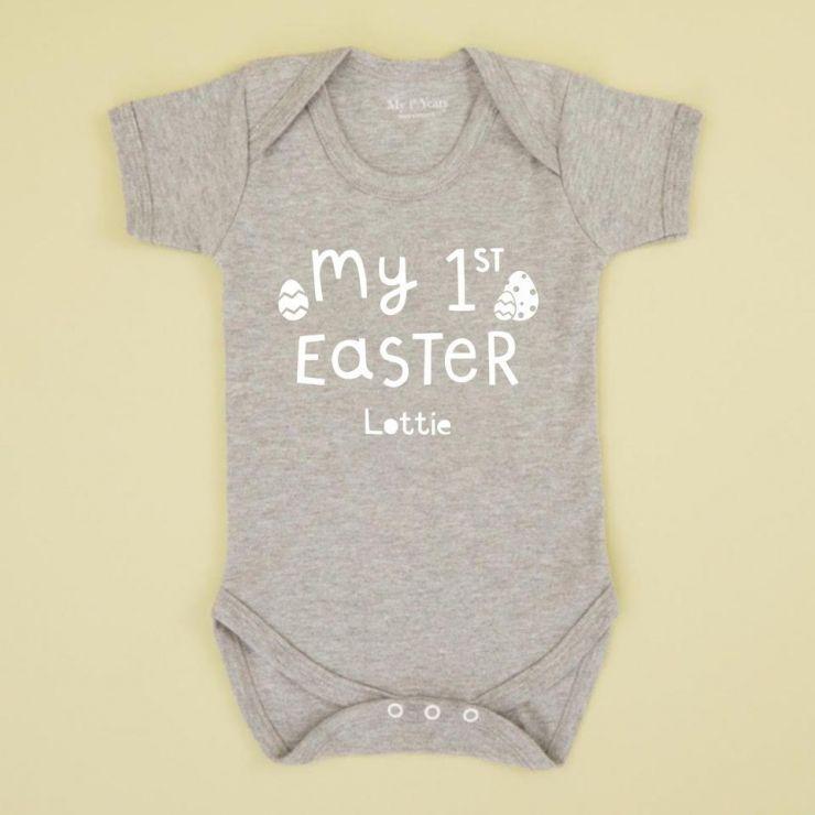 Personalised 'My 1st Easter' Bodysuit