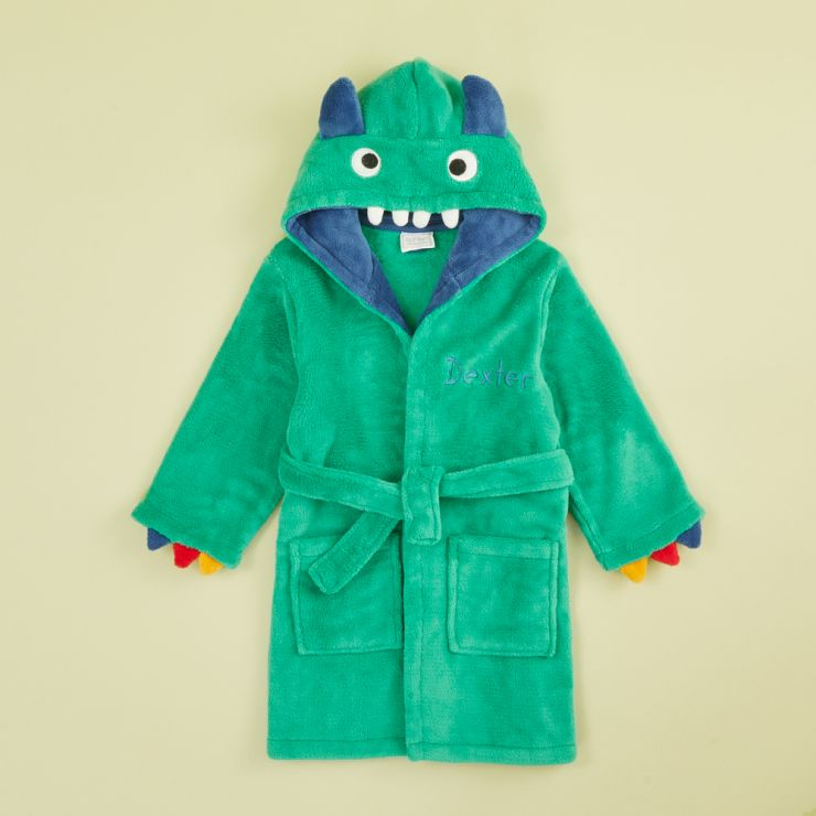 Personalized Monster Robe