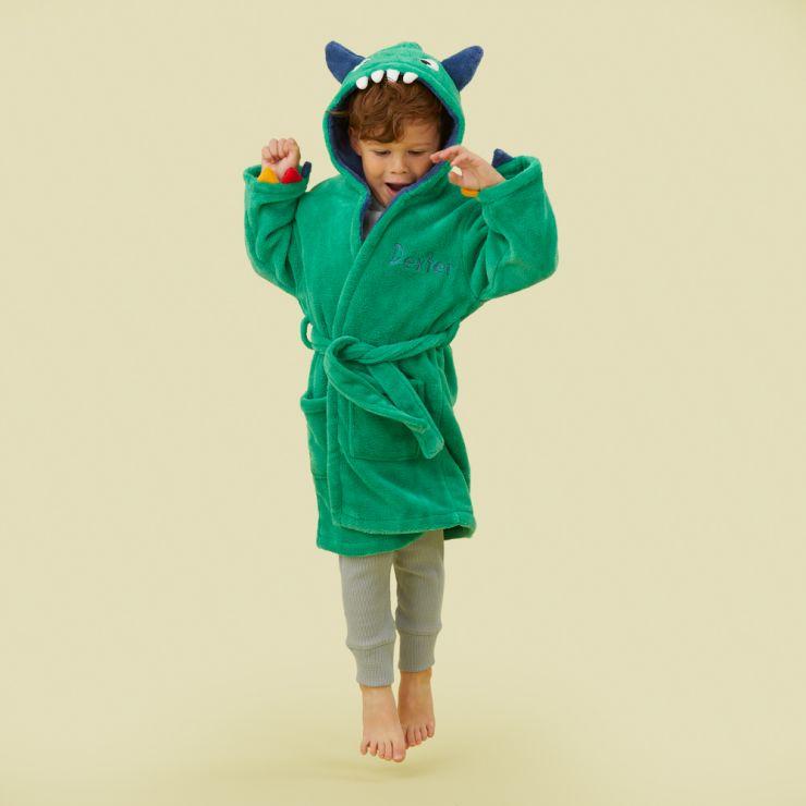 Personalized Monster Robe Model