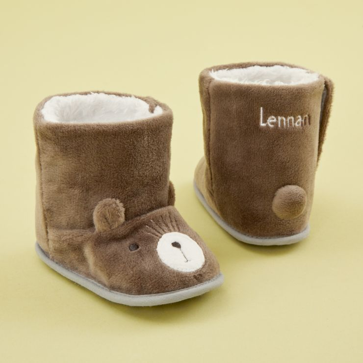Personalised Bear Booties