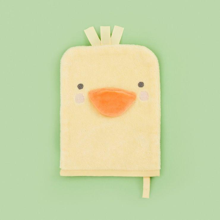 Little Duckling Bath Mitt