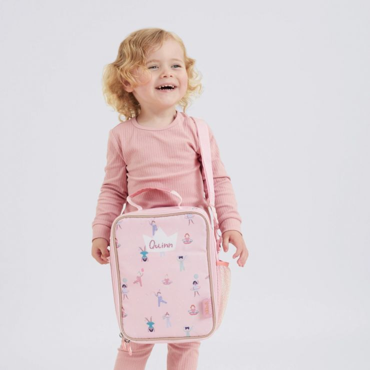 Personalised Little Performers Lunch Bag