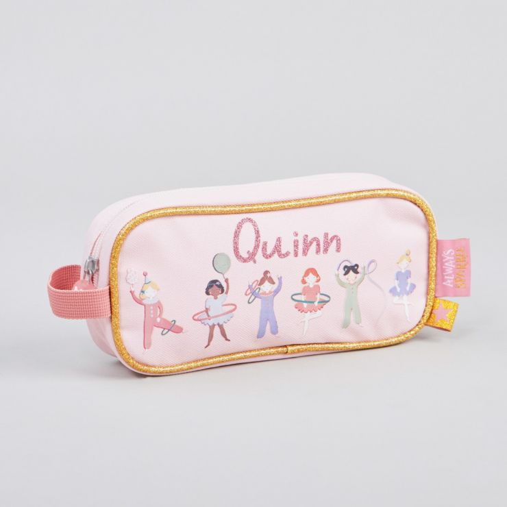 Personalised Little Performers Pencil Case