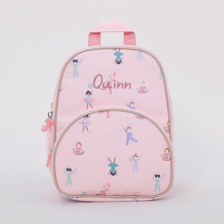 Personalised Little Performers Mini Backpack
