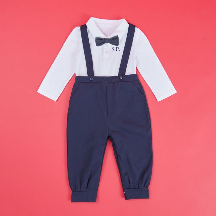 Personalised Christmas Day Outfit Set
