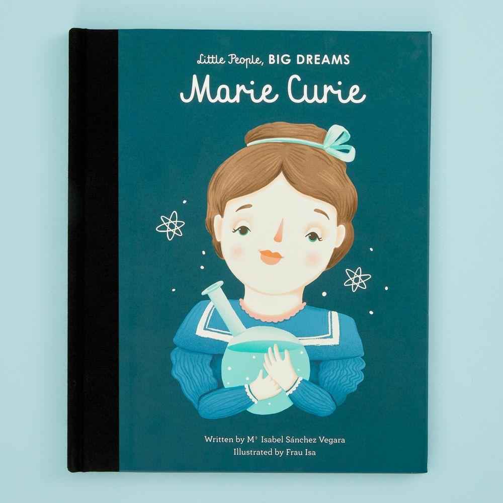 Personalised Little People, Big Dreams Marie Curie Book
