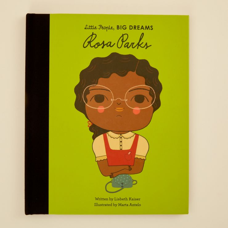Personalised Little People, Big Dreams Rosa Parks Book
