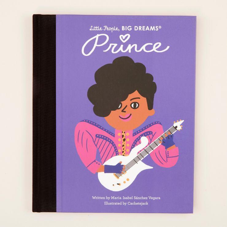 Personalised Little People, Big Dreams Prince Book