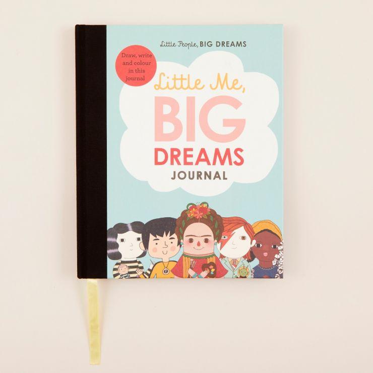 Little People, Big Dreams Journal